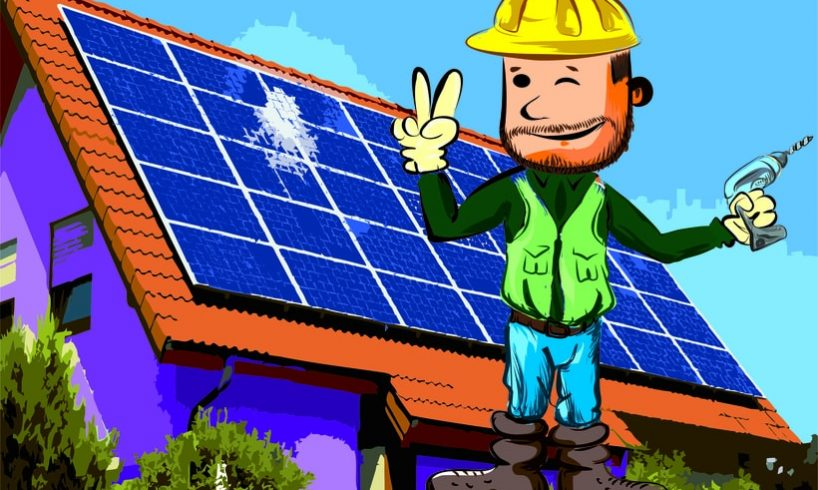 How to Install Solar Panel on Roof