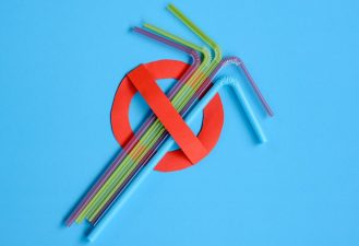 are plastic straws recyclable