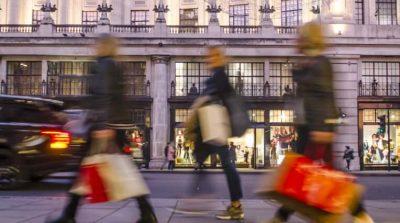 retail shop in London